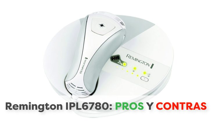 Remington IPL6780