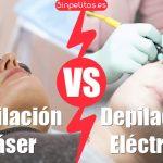 Diferencias entre la depilación láser y la depilación eléctrica