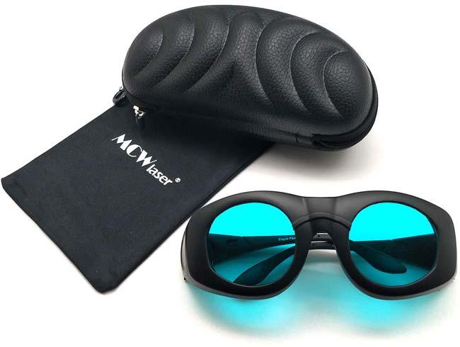 Gafas De Protección Para El Láser Y La Luz Pulsada Ipl Son Necesarias